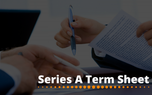 Series a term sheet