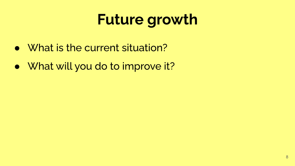 Find Future Growth