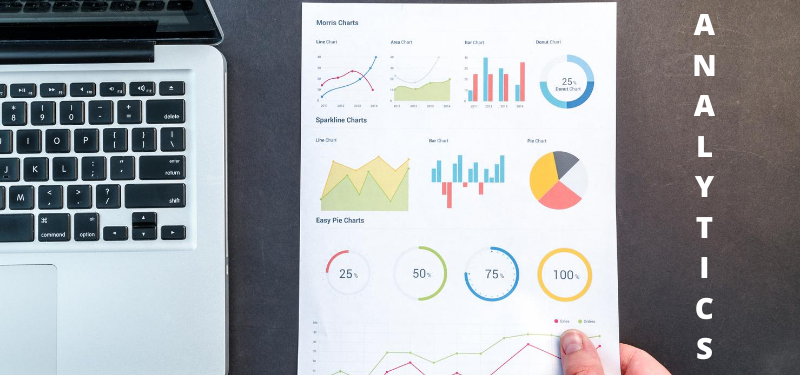 Analytics on how to start an online business