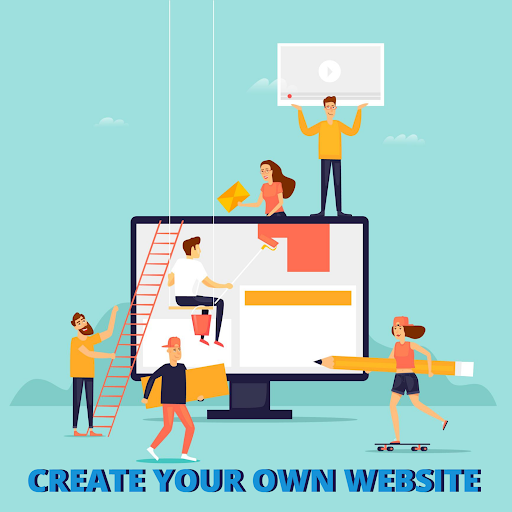 Create a Website for an online business