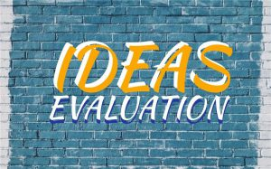 Ideas Evaluation