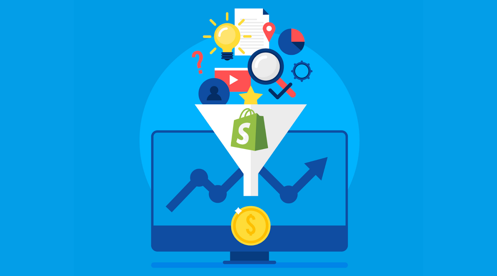 Build A Sales Funnel For Your Own Shopify Store