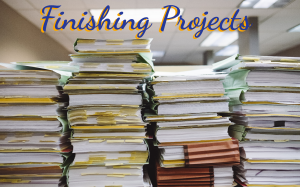 Finish Your Projects