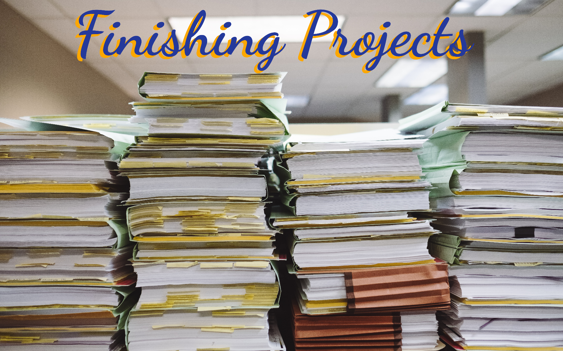How to Successfully Overcome Barriers and Finish Your Projects Smoothly
