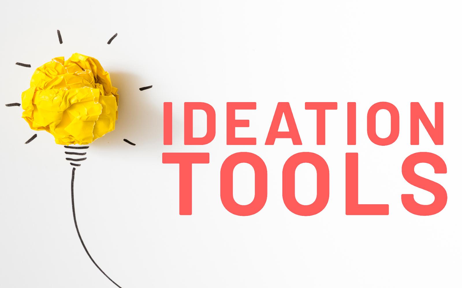 tools for brainstorming, brainstorming tools online, brainstorming tools, ideation software tools, ideation tools