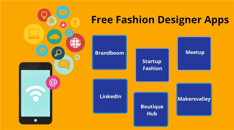Free fashion designer Apps For Your Clothing Line