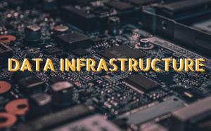 data-driven infrastructure, data infrastructure, database infrastructure, data infrastructure definition